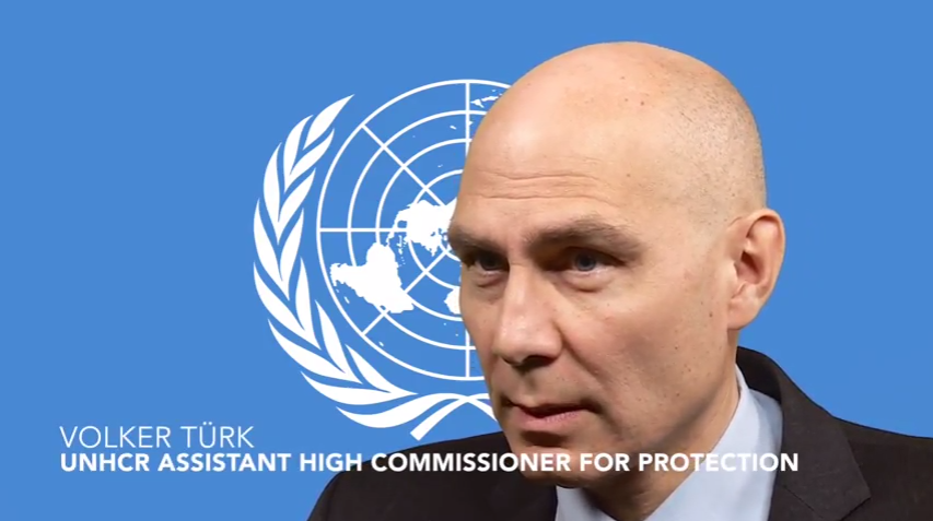 Volker Turk, UNHCR Assistant High Commissioner for Protection
