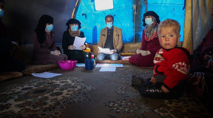 HC Dialogue: Rollout of COVAX Humanitarian Buffer